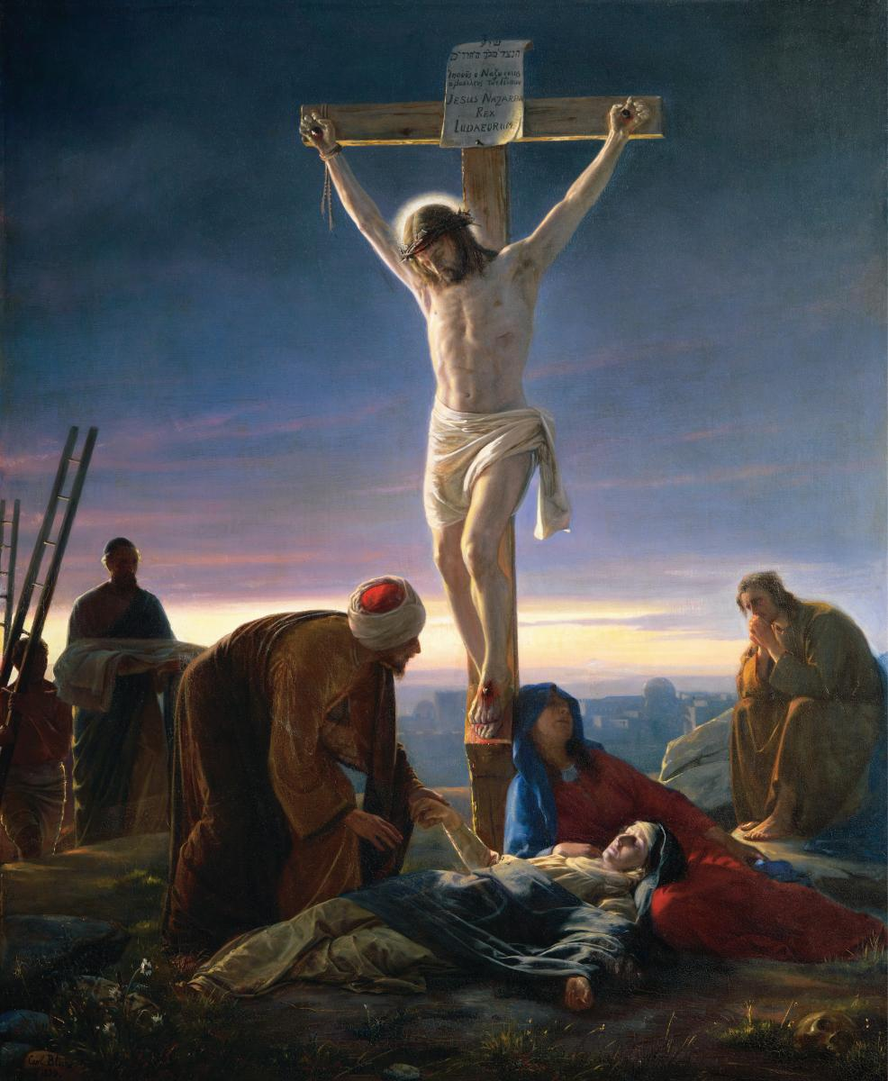 The Early History Of The Cross The Postil Magazine